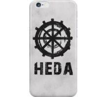 The 100 Heda Symbol iPhone Case/Skin