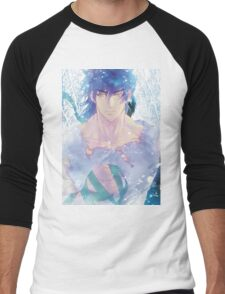 Toriko in the Snow Men's Baseball ¾ T-Shirt