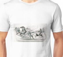 Dusted-and digusted - 1878 - Currier & Ives Unisex T-Shirt