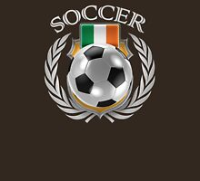 Ireland Soccer 2016 Fan Gear Unisex T-Shirt