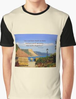 What a View! Graphic T-Shirt