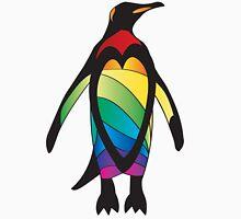Rainbow Penguin Unisex T-Shirt