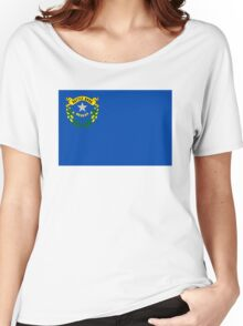 Nevada state flag Women's Relaxed Fit T-Shirt