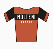 Retro Jerseys Collection - Molteni One Piece - Long Sleeve