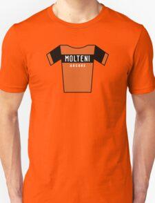 Retro Jerseys Collection - Molteni Unisex T-Shirt