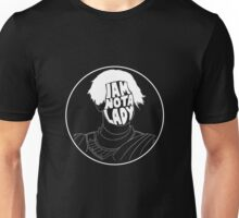 Brienne Is Not A Lady (White) Unisex T-Shirt