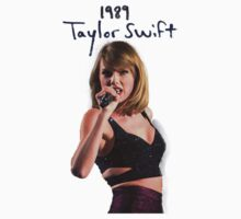 Taylor Swift 024 - 1989 One Piece - Short Sleeve