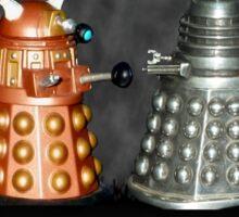 ~ When Bad Daleks Go Good ~ Sticker