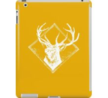 Stag white iPad Case/Skin