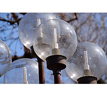 Lamps  Photographic Print