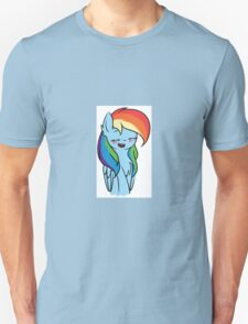 Happy Rainbow Dash~ T-Shirt