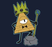 Gravity falls King Bill Cipher  Kids Tee