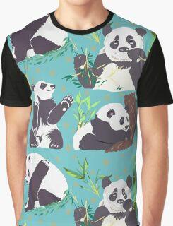 Whole Lotta Panda Graphic T-Shirt