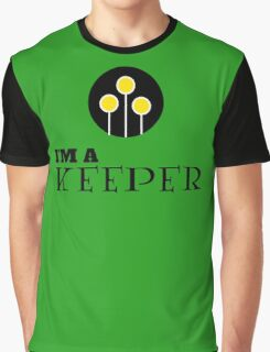 Harry Potter - I'm a KEEPER Graphic T-Shirt