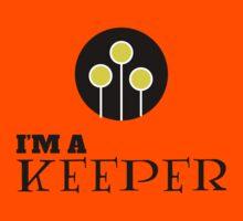 Harry Potter - I'm a KEEPER Kids Tee