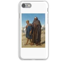 Frederick Goodall - The Virtuous Boy iPhone Case/Skin
