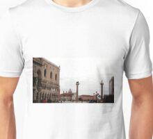 Beautiful venice cityscape. Unisex T-Shirt
