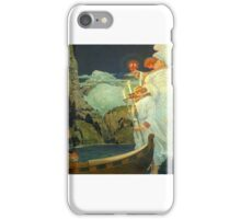 Frederick J. Waugh - The Knight of the Holy Grail, iPhone Case/Skin