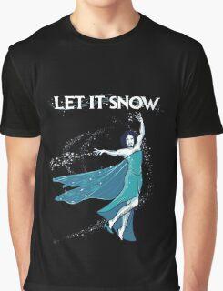 Let it Snow Graphic T-Shirt