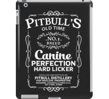 Pit Bull Old Timer iPad Case/Skin