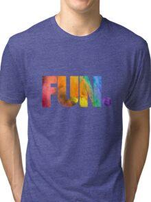 Fun. Colors Tri-blend T-Shirt