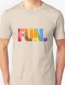 Fun. Colors Unisex T-Shirt