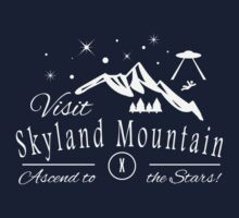 Skyland Mountain Kids Tee
