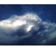 Ominous Cloud Photographic Print