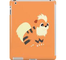 Growlithe Minimal (Pokemon) iPad Case/Skin