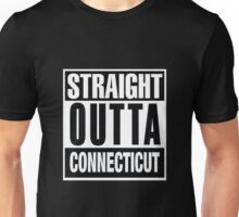 Straight Outta Connecticut Unisex T-Shirt