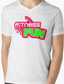 Fun Funny Mens V-Neck T-Shirt