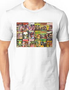 Horror Comic Collection T-Shirt
