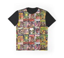 Horror Comic Collection Graphic T-Shirt