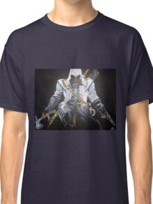 Assassin`s Creed original painting on canvas Classic T-Shirt
