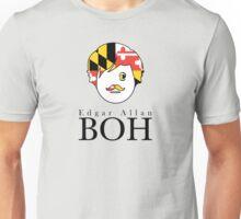 Edgar A. Boh with Maryland Flag Unisex T-Shirt