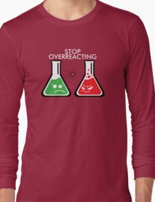 Funny Science Long Sleeve T-Shirt
