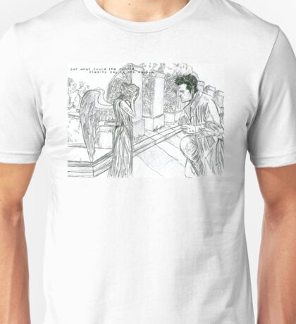 supernatural doctor who Unisex T-Shirt