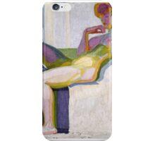Frantisek Kupka - Planes By Colors Large Nude  iPhone Case/Skin