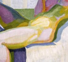 Frantisek Kupka - Planes By Colors Large Nude  Sticker