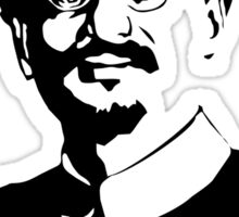"""Trotsky """" I need Marxism like I need a hole in the head"""" Sticker"""