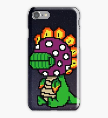 Baby Dino in Space iPhone Case/Skin