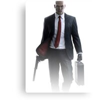 Hitman - Agent 47 Canvas Print