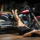 Pin-Up Girl by PhotoWorks