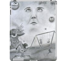 Day at the park iPad Case/Skin