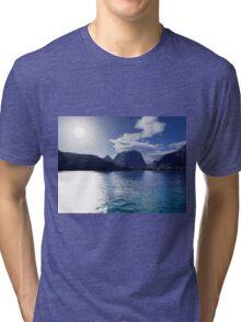 Blue hills Tri-blend T-Shirt