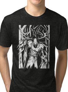 Leshen (White) Tri-blend T-Shirt