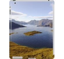 Never Island iPad Case/Skin