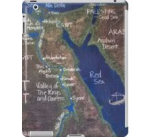 Map of Ancient Egypt iPad Case/Skin