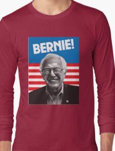 Bernie For President Long Sleeve T-Shirt