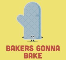 Character Building - Bakers gonna bake One Piece - Short Sleeve